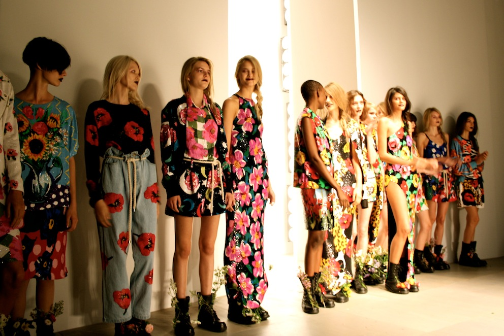 London Fashion Week: Day 2