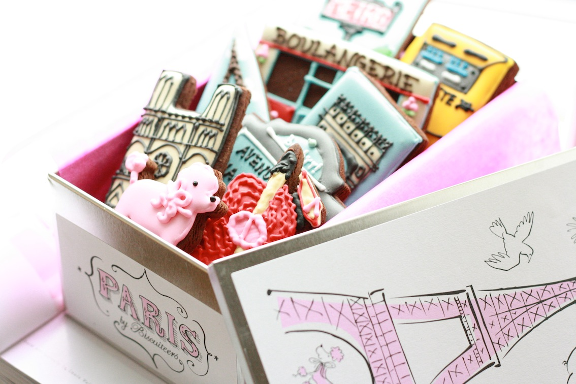 A Girl, A Style_ Biscuiteers