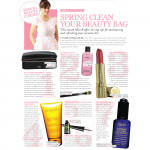 Cambridge Edition: Spring Cleaning Your Beauty Regime (March 2012)
