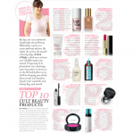 Cambridge Edition: Top 10 Cult Beauty Products (February 2012)