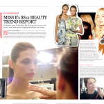 Cambridge Edition: Spring's Prettiest Beauty Trends (April 2012)