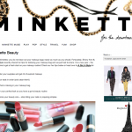 The Rebecca Minkoff Blog: Beauty Tips (January 2012)
