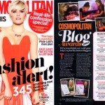 Cosmopolitan Magazine: 2011 Blog Awards (February 2012)
