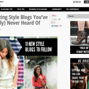Independent Fashion Bloggers: 11 Amazing Style Blogs to Follow (July 2012)