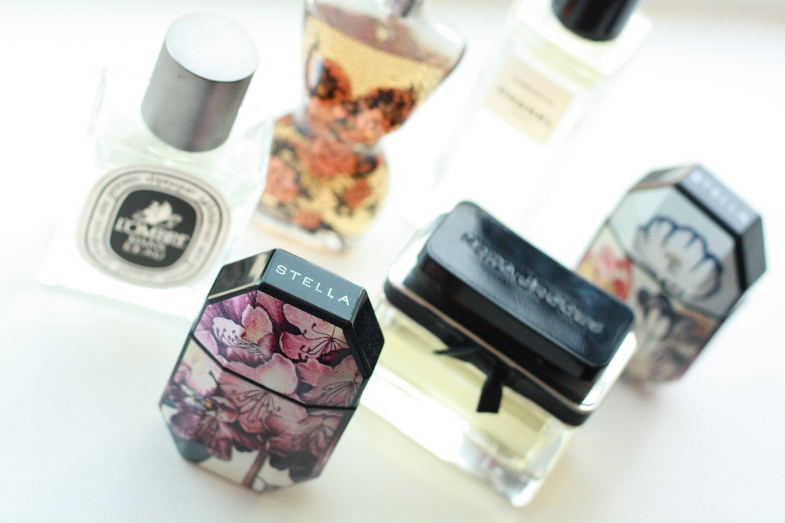 how to add perfumes to fragrantica wardrobe
