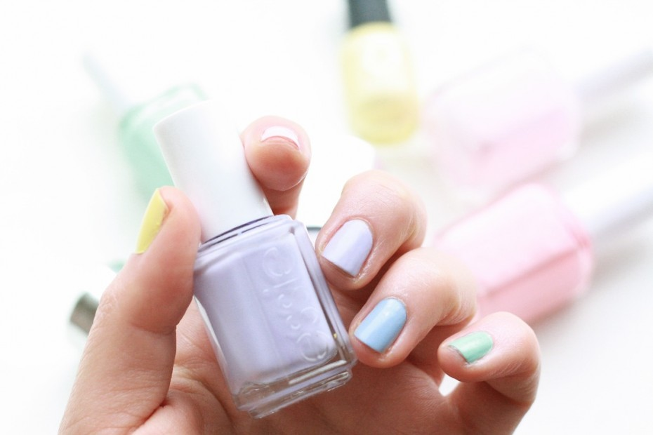 Beauty Wednesday: The Sugared Almond Manicure