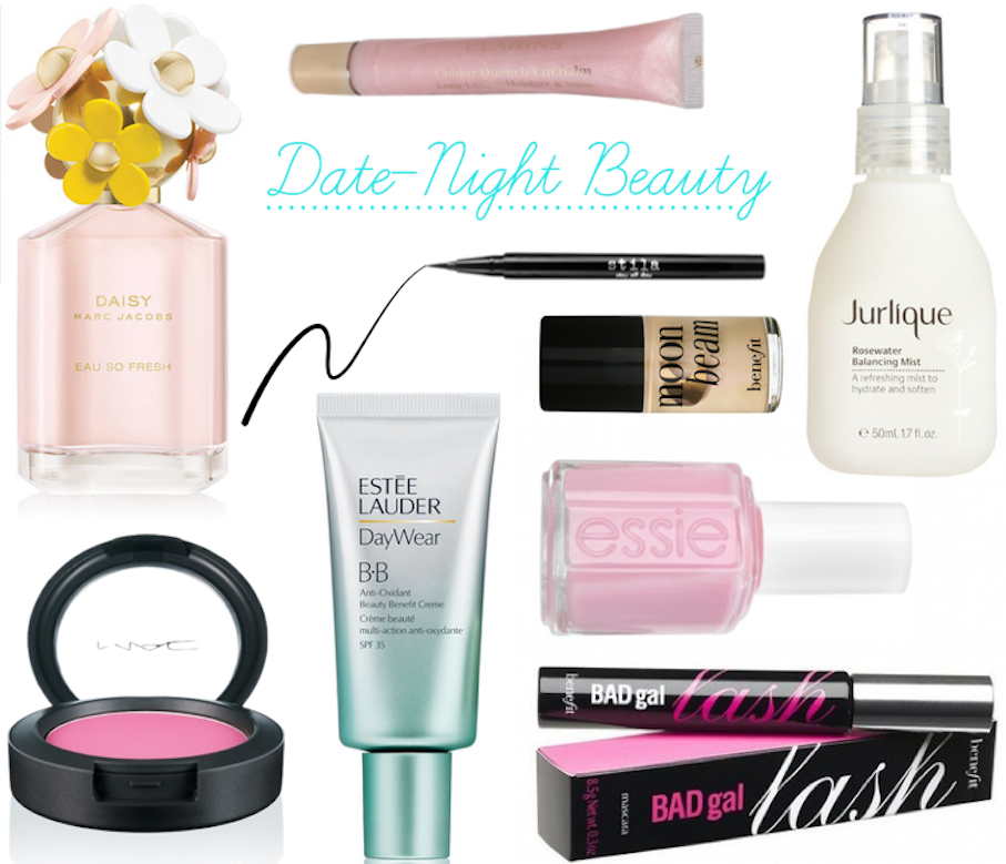 A Girl, A Style_ Date Night Beauty