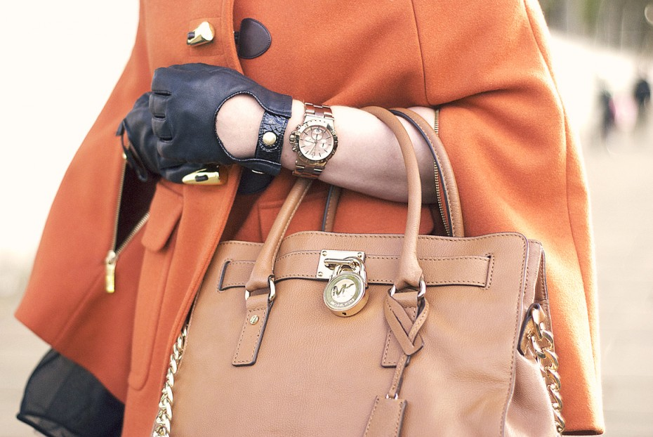 A Girl, A Style _ Michael Kors 2