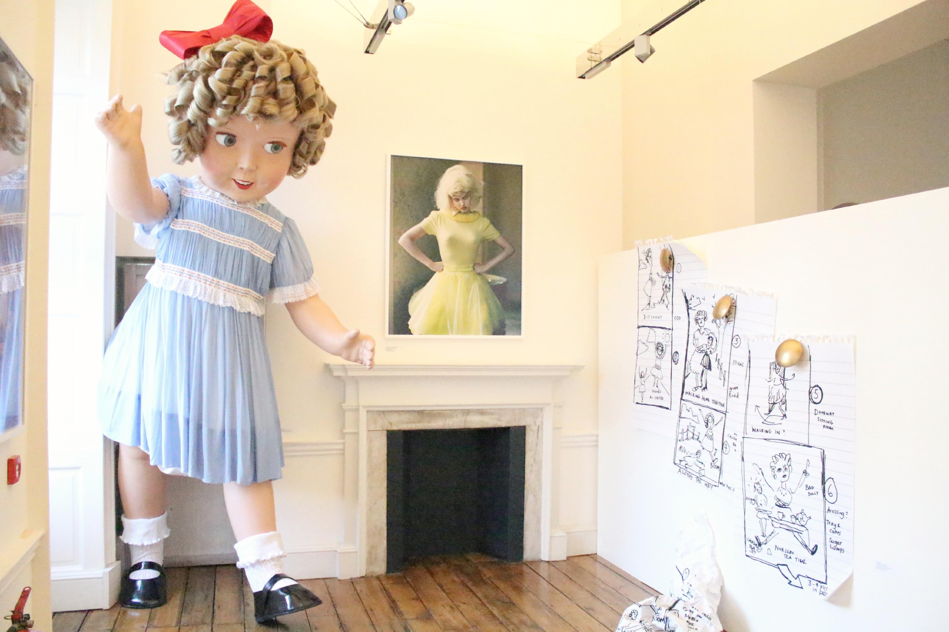 A Girl, A Style _ Tim Walker Story Teller 2