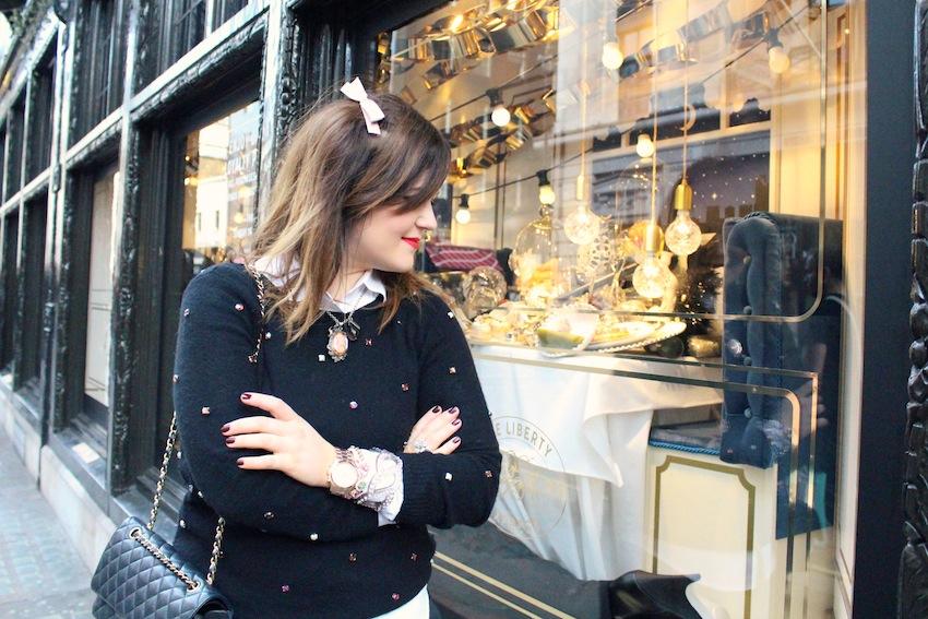 A Girl, A Style _ Glittering Festivities