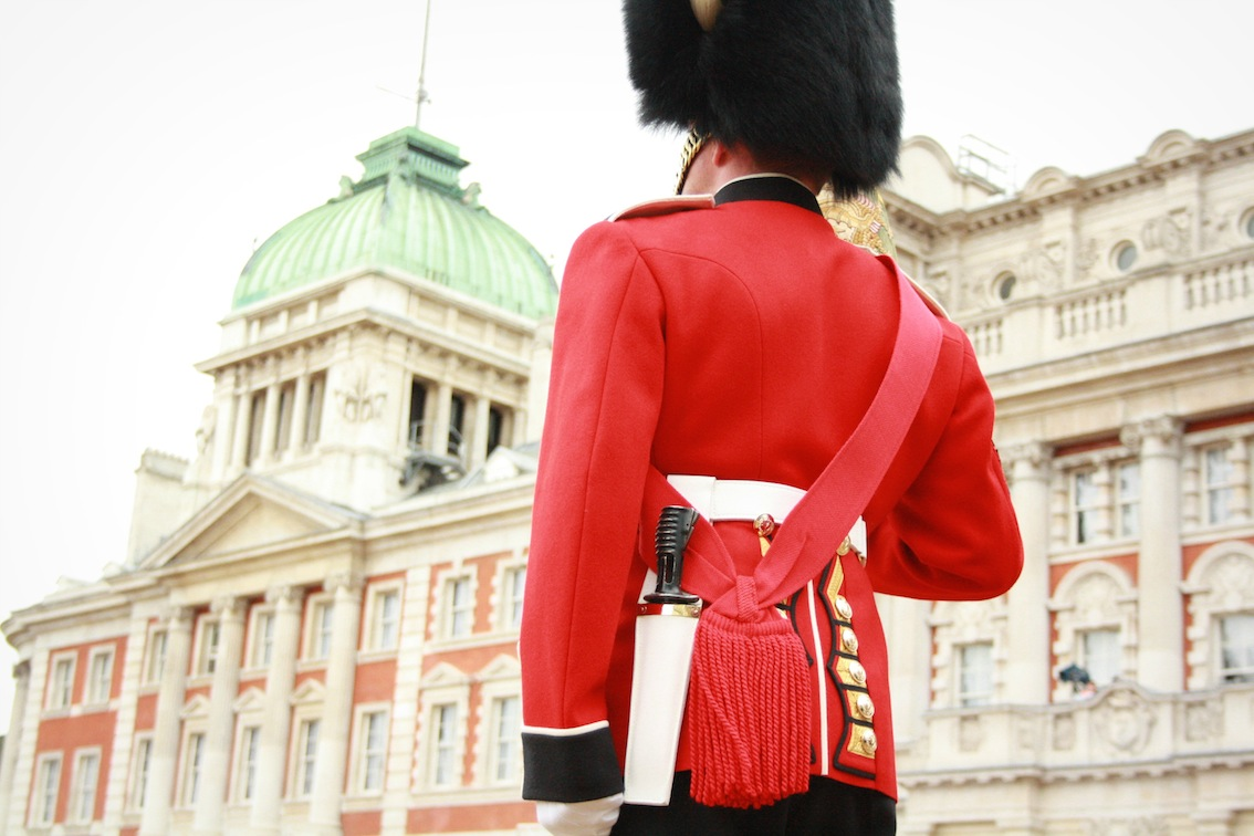 A Girl, A Style _ Trooping the Colour 4