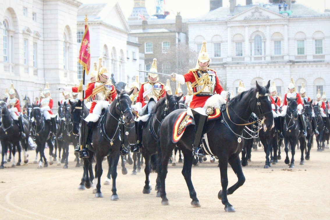 A Girl, A Style _ Trooping the Colour 6