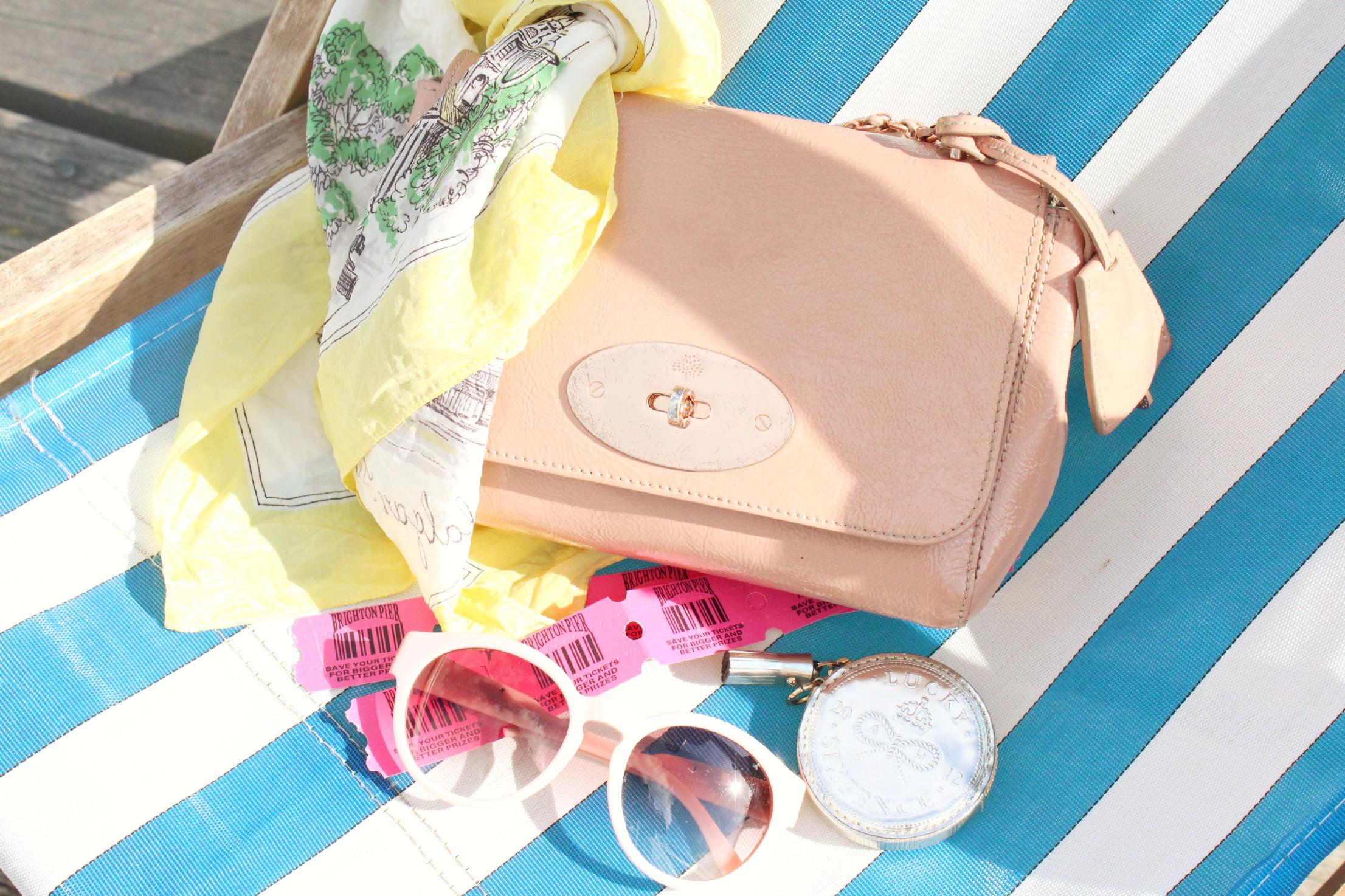 A Girl, A Style _ Brighton Beach 5