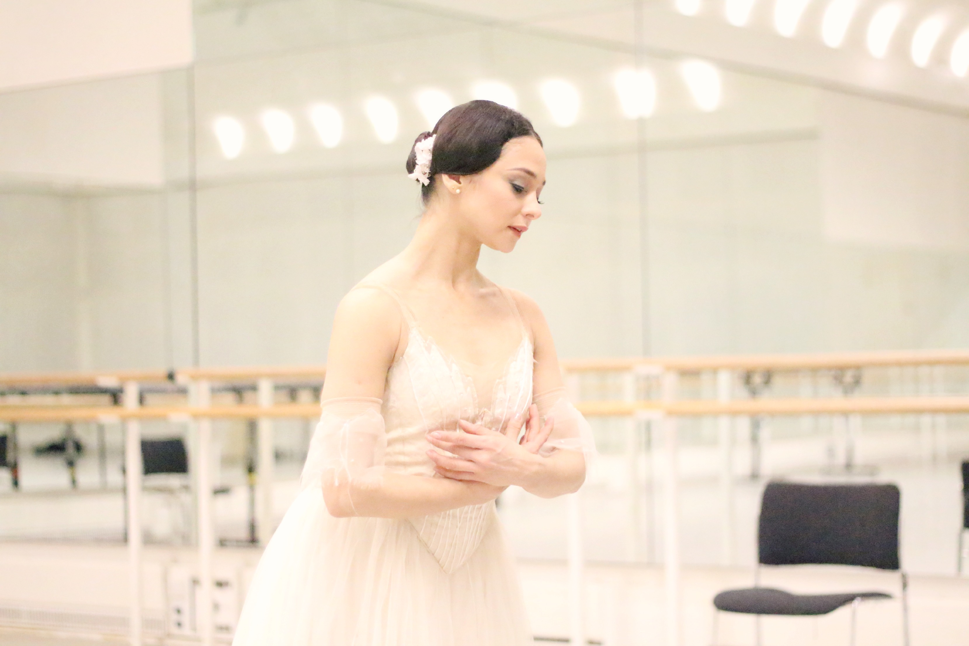 A Girl, A Style _ A Night At The Ballet 6