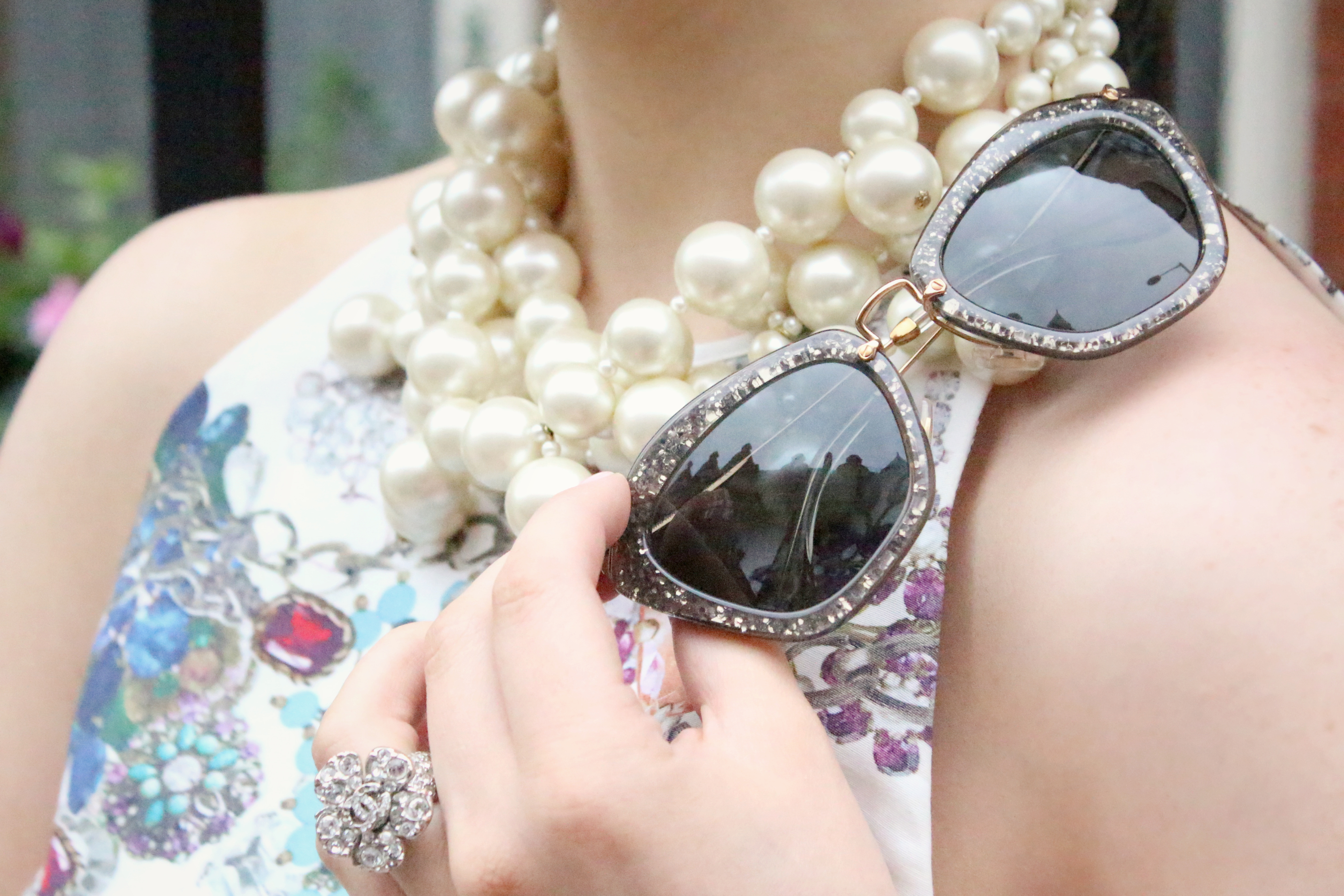 A Girl, A Style _ Jewels at Claridges