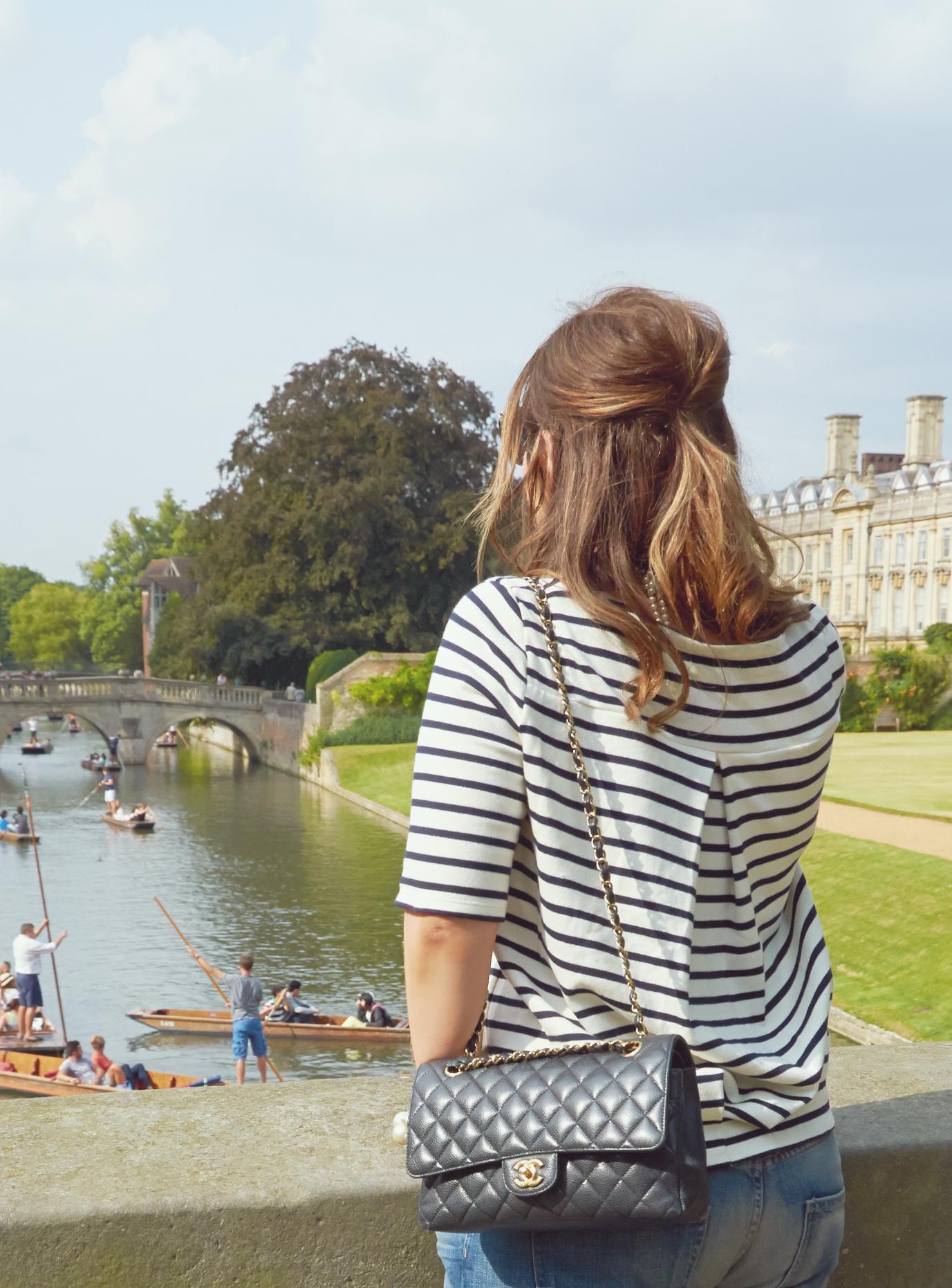 A Girl, A Style _ Breton Stripes + Boyfriend Jeans 2