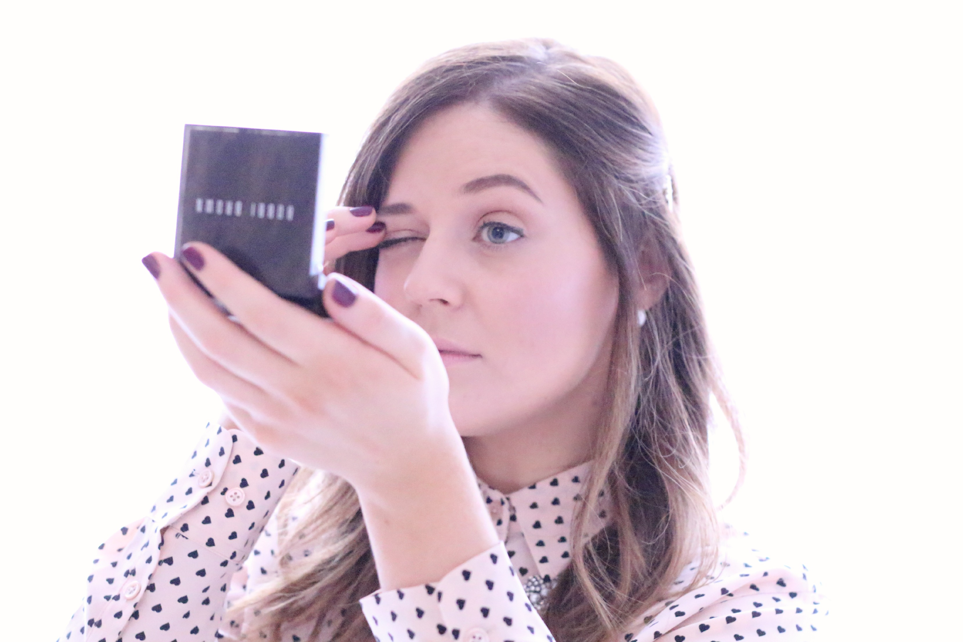 A Girl, A Style _ Smokey Eyes with Bobbi Brown 6
