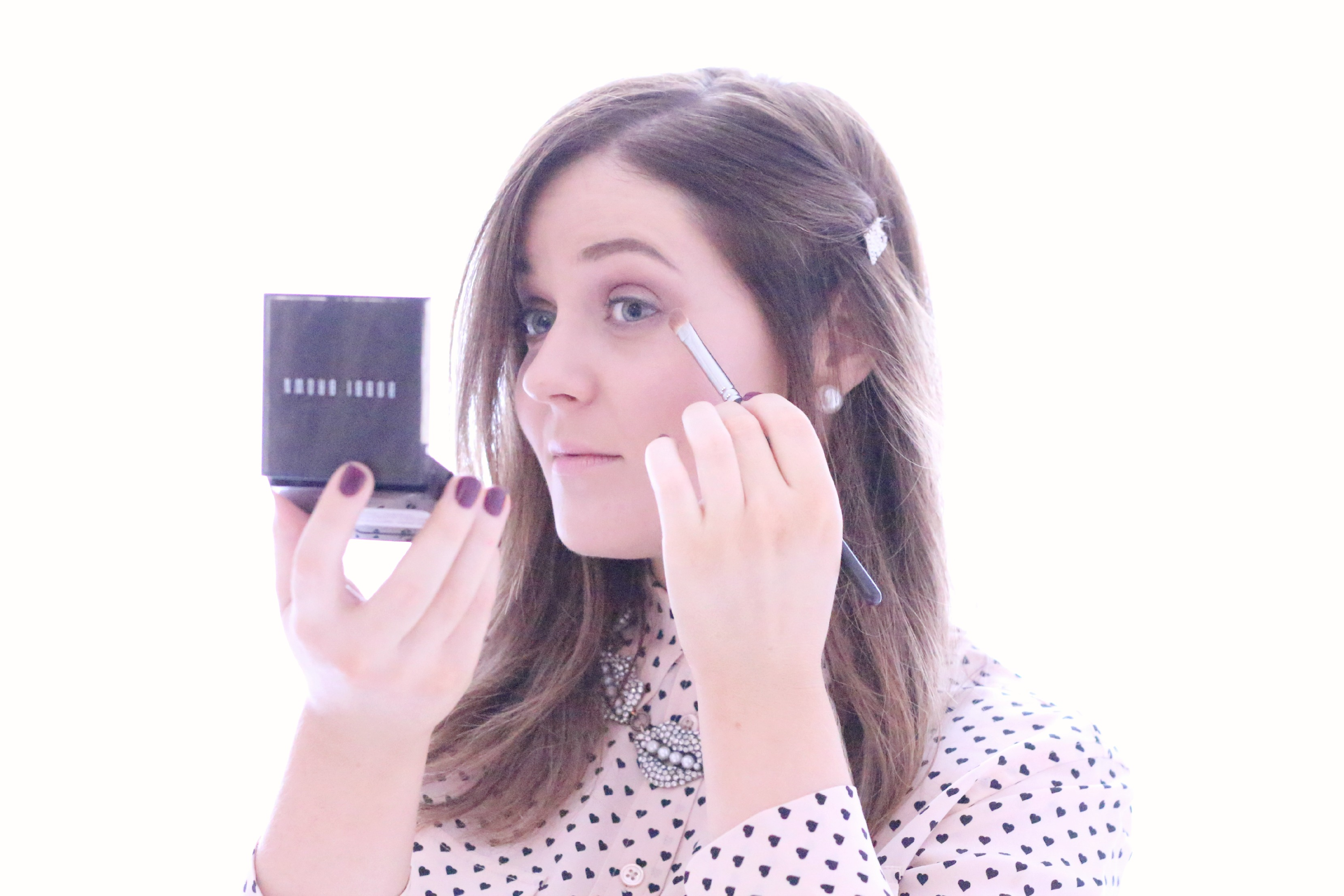 A Girl, A Style _ Smokey Eyes with Bobbi Brown 7
