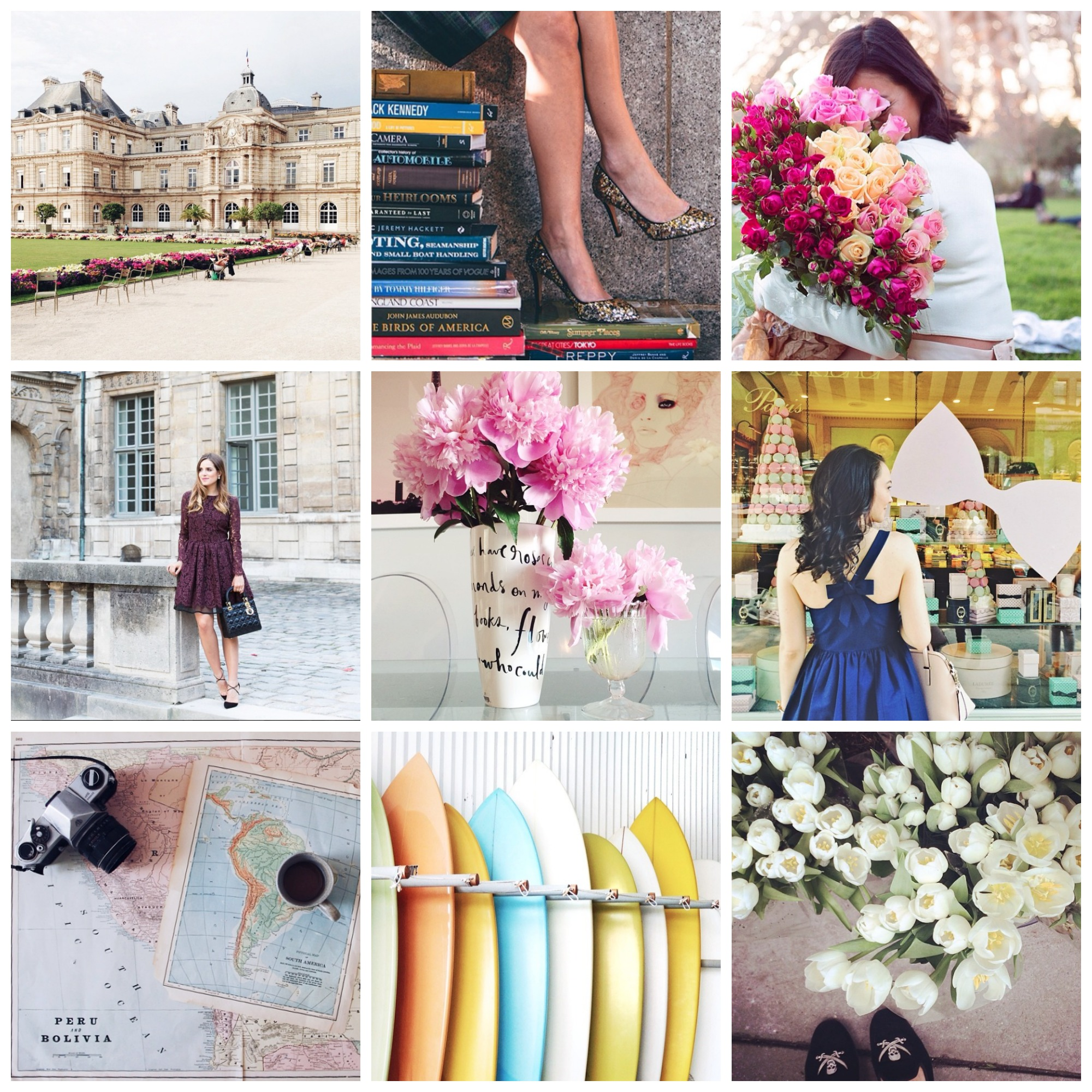 A Girl, A Style _ The Best Instagram Accounts