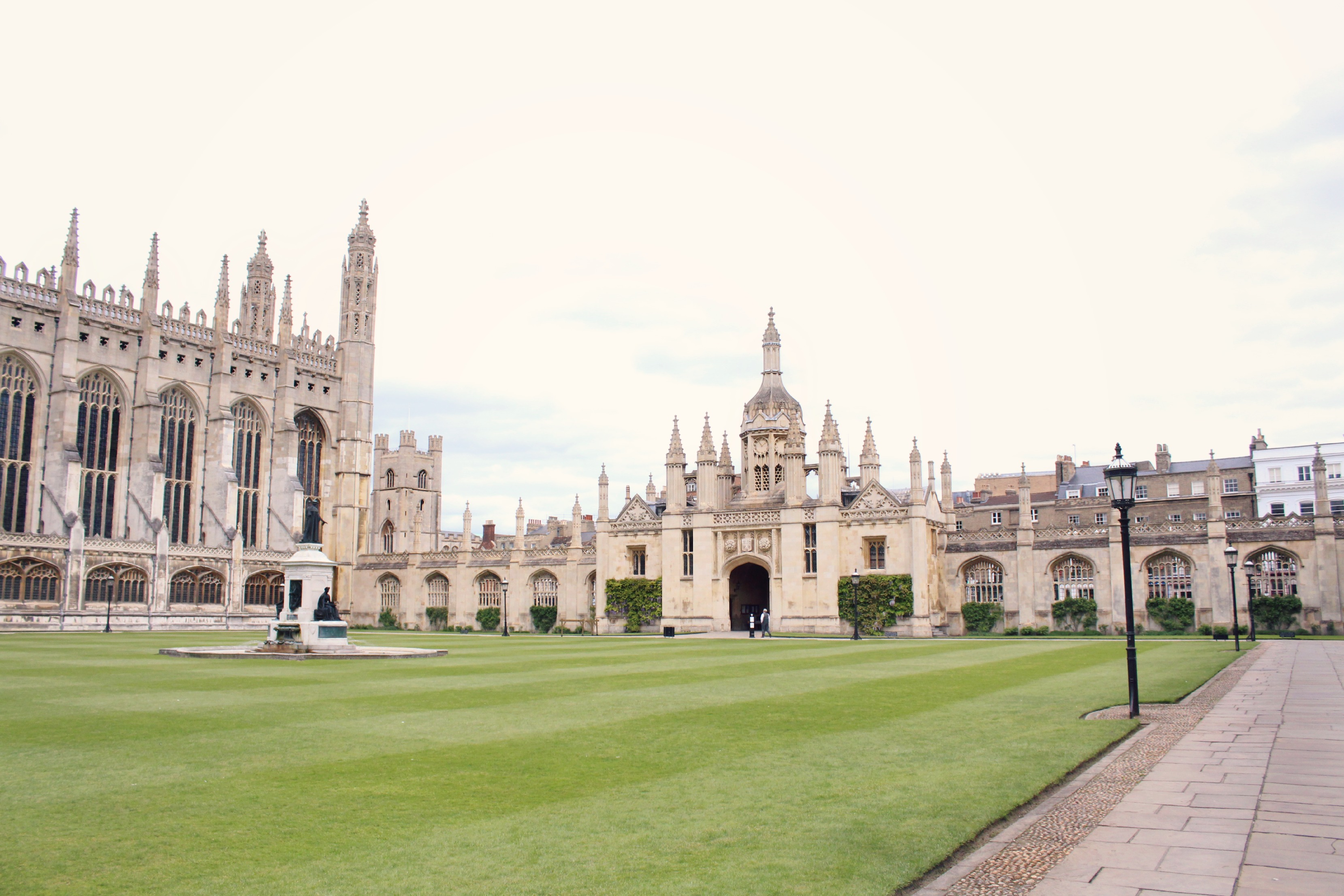 A Girl, A Style _ Kings College Cambridge