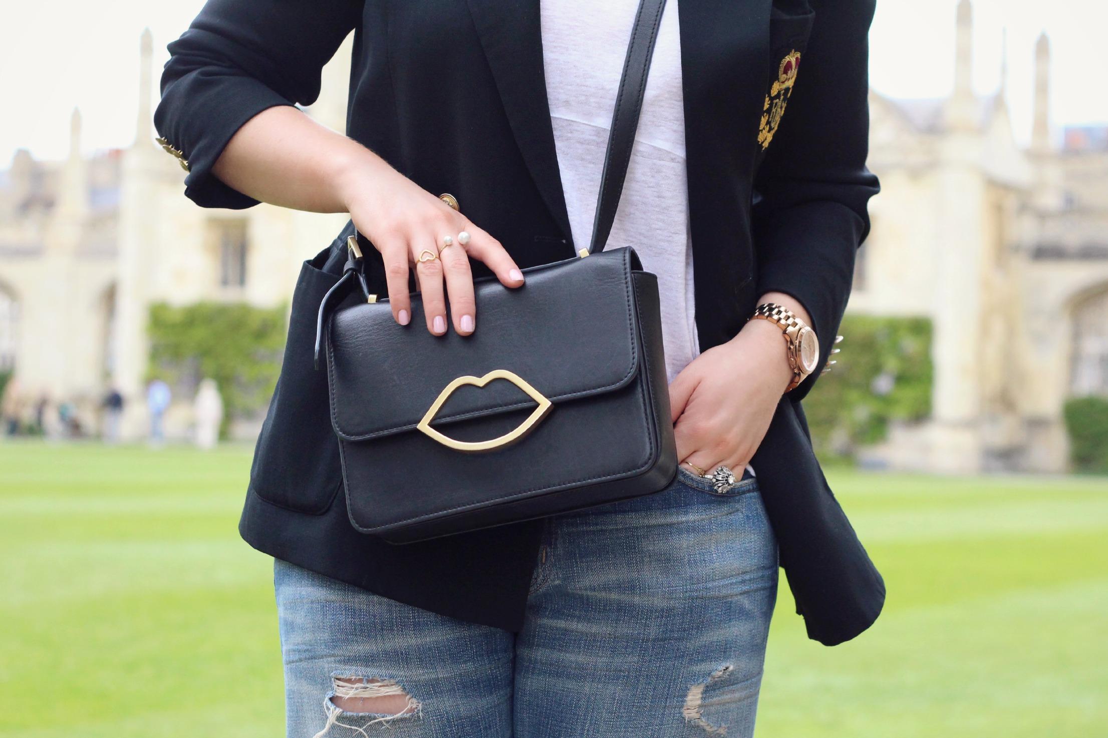 A Girl, A Style _ Lulu Guinness Edie Bag