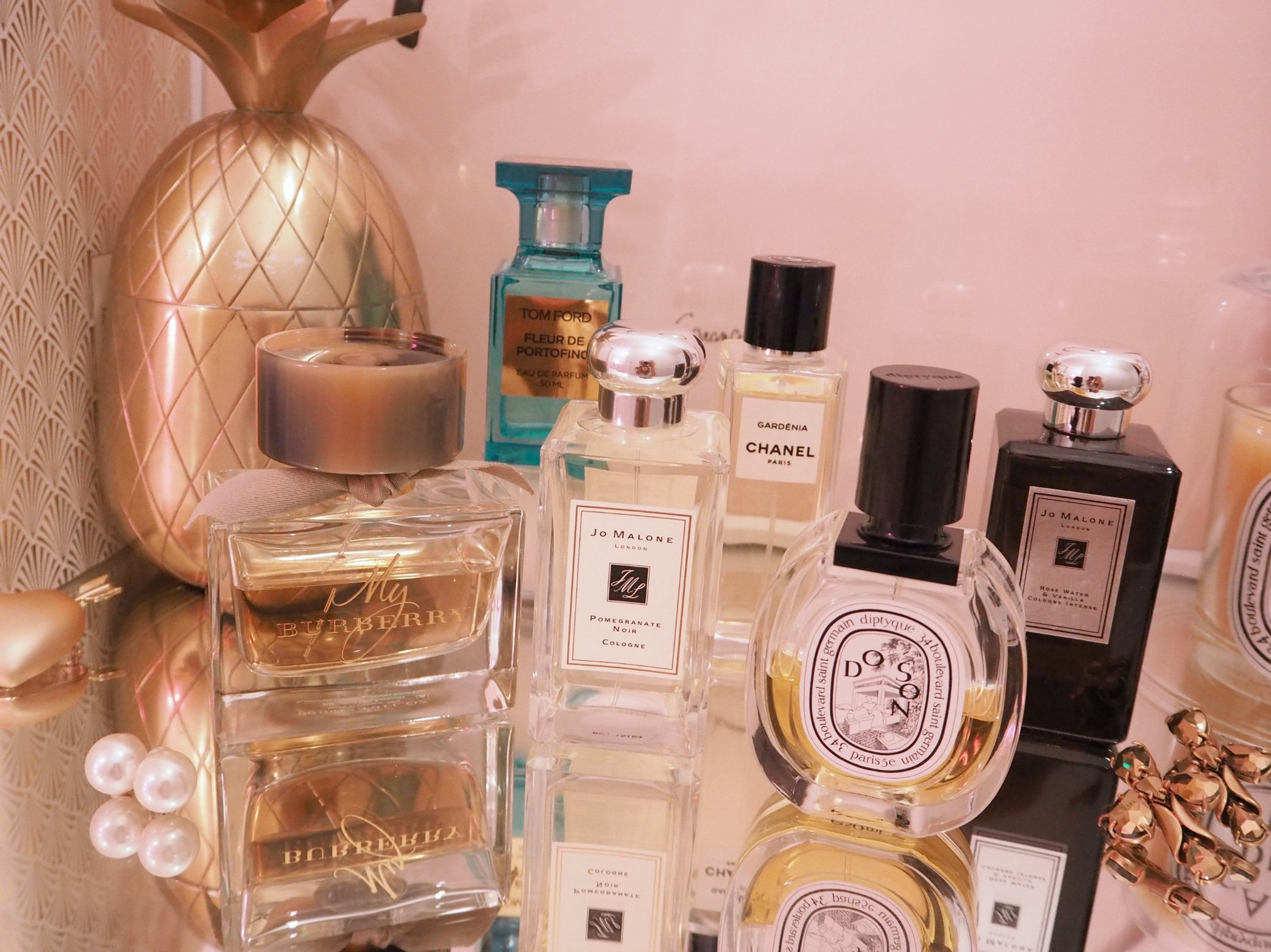 My Favourite Winter Fragrances