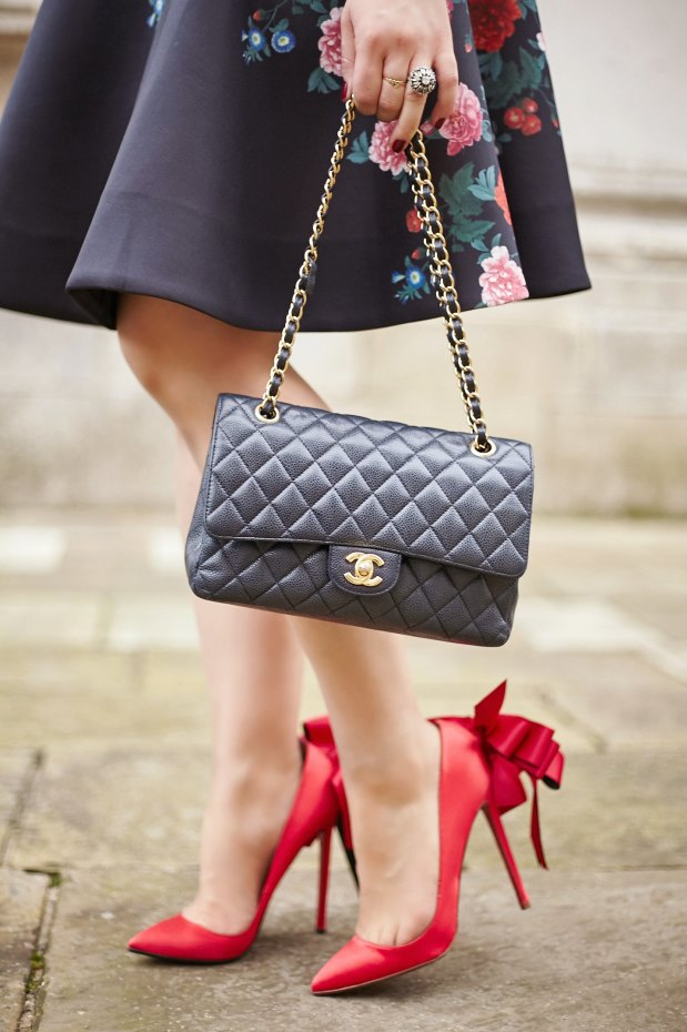 A Girl, A Style _ Chanel 2.55 Classic Flap Bag