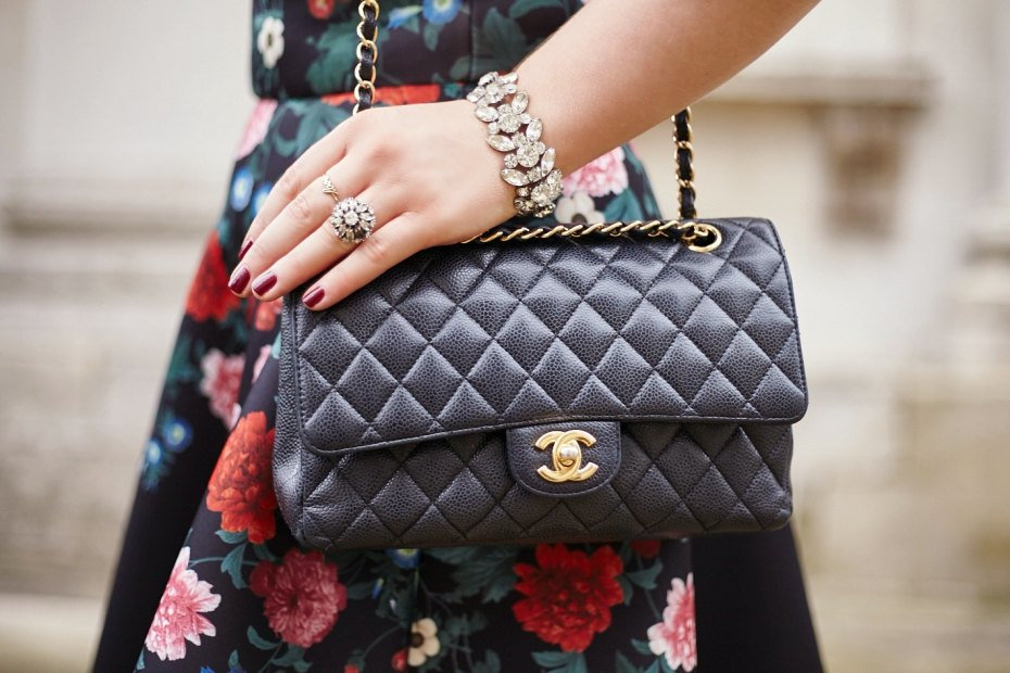 A Girl, A Style _ Chanel Classic 2.55 Flap Bag