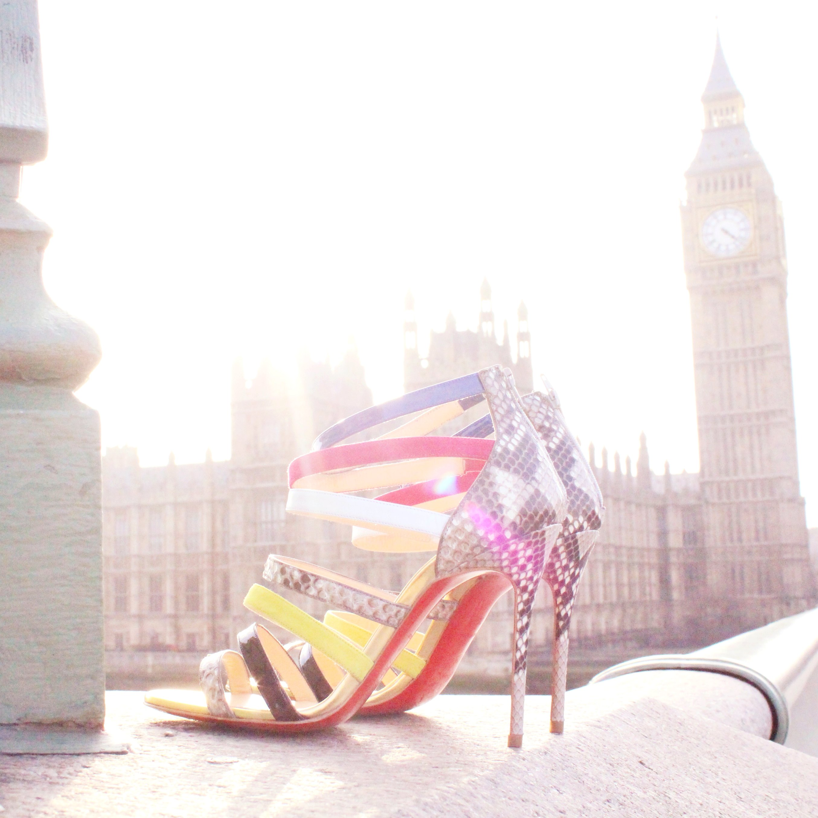 A Girl, A Style _ Westminster Louboutins