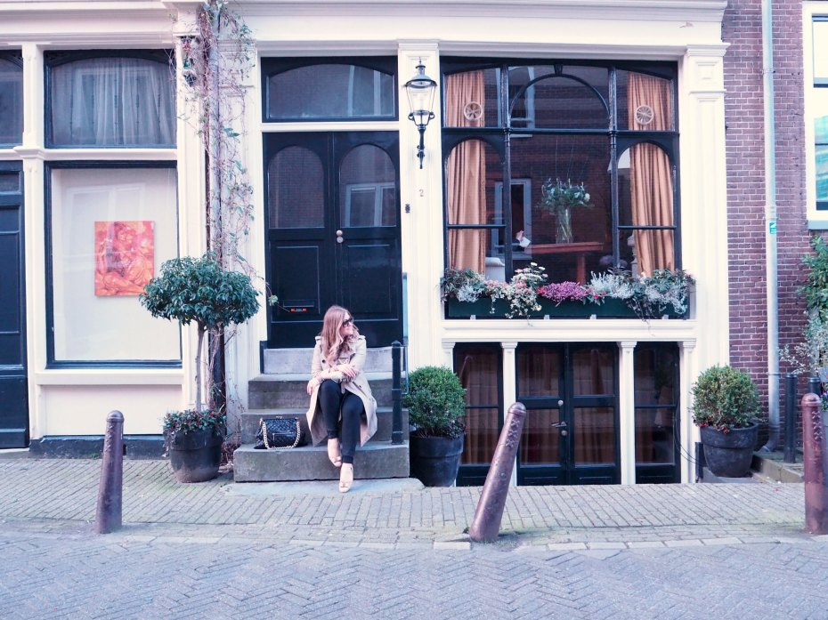 A Girl, A Style _ Amsterdam, The Netherlands