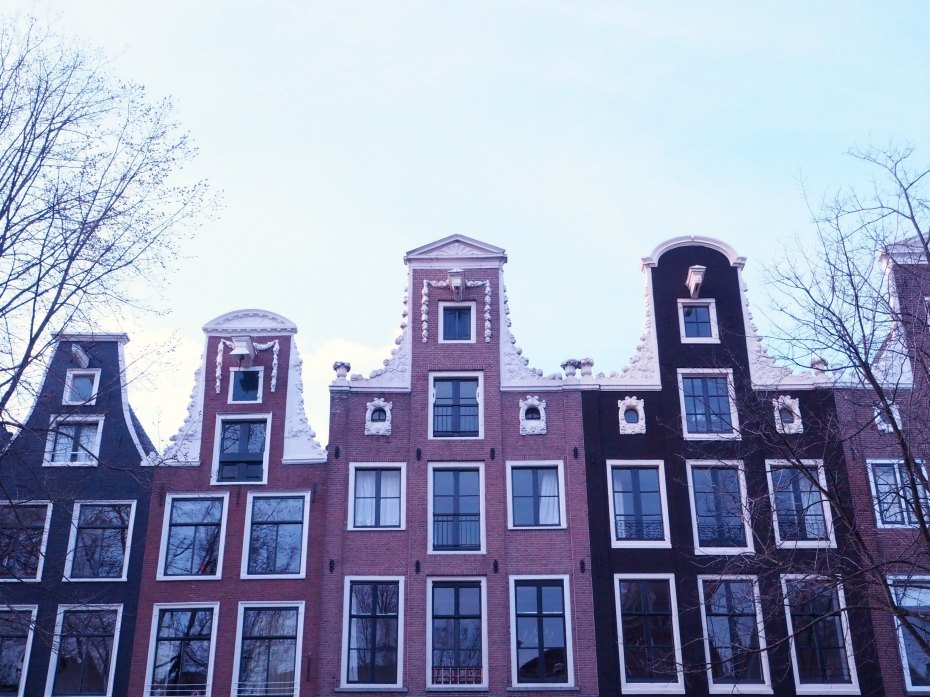 A Girl, A Style _ Amsterdam Canal Houses