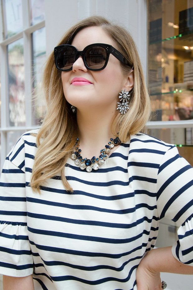 A Girl, A Style _ Saturday Stripes 3