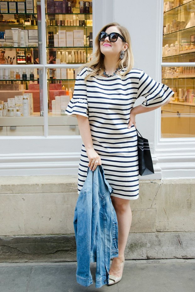A Girl, A Style _ Saturday Stripes