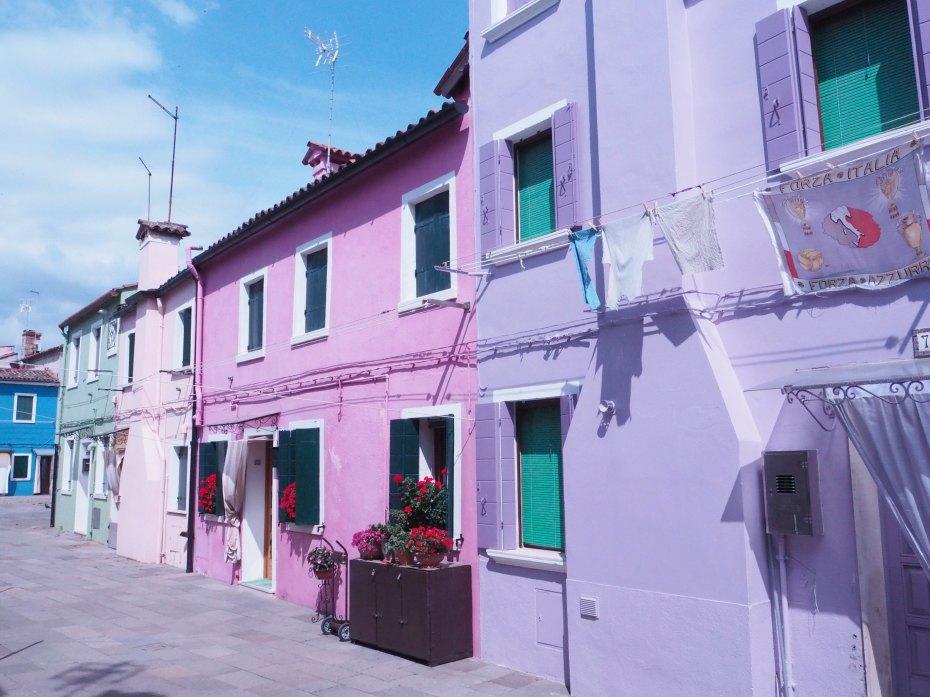 A Girl, A Style _ Burano, Venice