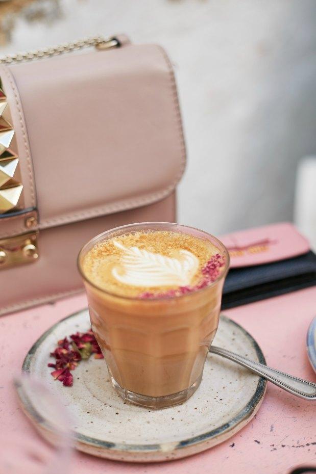 A Girl, A Style _ Farm Girl Cafe, Notting hill