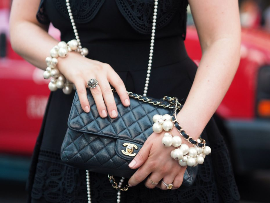 A Girl, A Style _ Chanel Classic Flap Bag