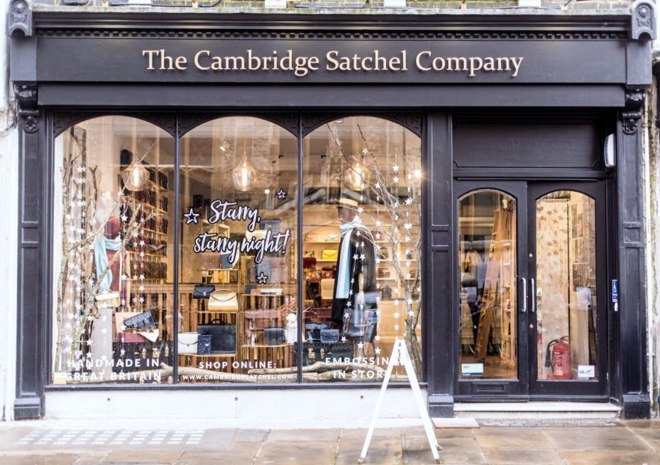 A Girl, A Style _ Small Business Saturday Cambridge Satchel Co