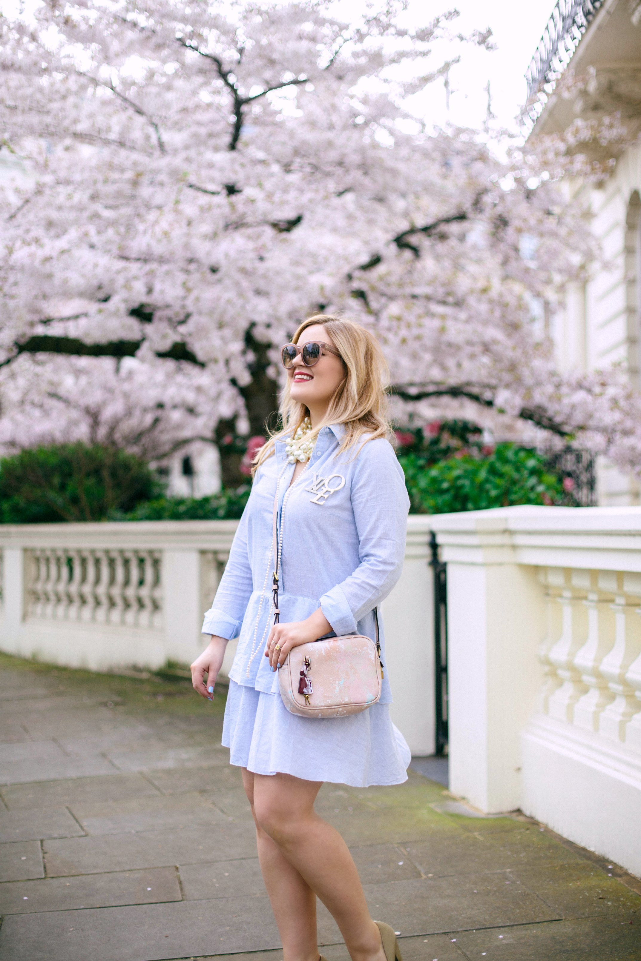 Spring (Shirt)dressing: How to Dress for Those In-Between Days