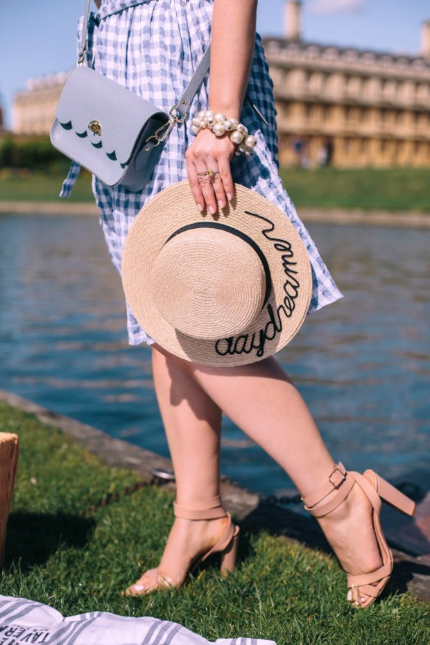 A Girl, A Style _ Eugenia Kim Daydreamer Straw Hat